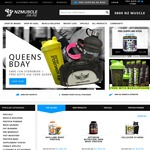 15% off & Free Delivery on Health Supplements Plus Free Gifts @ NZ MUSCLE
