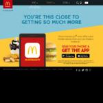 Buy One Get One Free Big Mac Combo & More Via App @ McDonald's