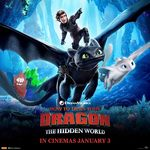 Win 1 of 3 How to Train Your Dragon: The Hidden World Movie Prize Packs from Kiwi Families