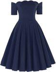Summer Vintage Retro Dress US $7.50- $8.64 (NZ $11.05-NZ $12.73)  &  Shrug Bolero US $6.90 (~NZ $10.17) Shipped @ Belle Poque