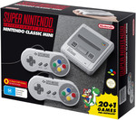 Super Nintendo Entertainment System Mini $109 @ PB Tech