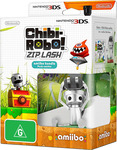 Chibi-Robo Zip Lash Amiibo Bundle $9 (Was $79.99) @ EB Games