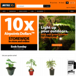 10x Airpoints at Mitre 10