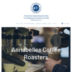 50% off coffee with voucher @ Annabelles Coffee