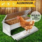 DIY Durable Rustproof Aluminum Auto Chicken Feeder $69.98 (WAS: $149.95) + Delivery @ Bestdeals.co.nz