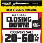 Dick Smith Clearance Sale - Fitbits from $119.96, GoPro Hero4 Black $666.75 + More