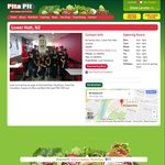 Pita Pit - Buy 1 Get 1 Free (Lower Hutt Store Only) 01/09/2016