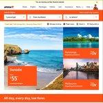Jetstar Sale: Auckland - Gold Coast/Sydney Return $192, Wellington-Melbourne $179, Christchurch-Melb $188, Syd $192 (Apr-Nov)