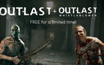 [FREE] Outlast + Outlast Whistle Blower @Humble Bundle