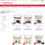 Buy One Get One 75% off - Renovator Plus Paint @ The Warehouse