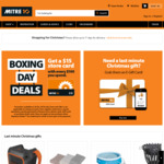 Get $15 Gift Card for every $100 Spend @ Mitre 10 (Boxing Day)