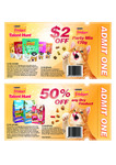 Purina Friskies 50% off Any Dry Product & $2 off Party Mix