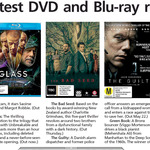 Win Mary Queen of Scots, Glass, The Bad Seed, The Guilty, Green Book on DVD/Blu-Ray from The Dominion Post