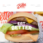 100 Free Cheese Burgers 11am Tuesday (29/10) @ Better Burger Britomart