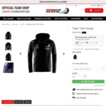 Up to 70% off Team NZ Merchandise (Team Tech Hoody $50, Vest $45 + Shipping) @ Emirates