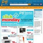 SanDisk Extreme USB 16GB $29, Brother MFC-J5320DW Inkjet Printer $29+More+FreeDelivery @ PB Tech