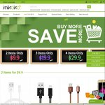 Imikoko® Cell Phone Accessories - Buy 2 Items USD $9.9 (~NZD $14) @ Imikoko.com