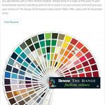 FREE Resene Paint - 60ml Testpot