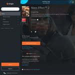 [PC] Mass Effect 2 Free @ Origin