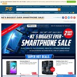 PB Tech Smartphone Sale - Galaxy S5 $299 / Vodafone Smart Ultra 7 $199 + More