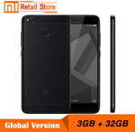Xiaomi Redmi 4X Gold (3GB RAM, 32GB, Octa Core, 4100mAh)  NZ $171.20 @AliExpress
