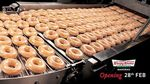 Free Krispy Kreme Doughnut (1 Per Person) - Manukau Store - 28th February