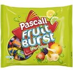 Pascall Fruit Burst Jumbo Bag 400g & Pascall Party Pack 450g $4 Each