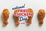 Free Fried Chicken @ Texas [6 July]