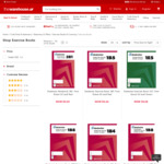 Exercise Books from Just $0.05 at The Warehouse