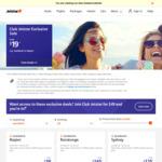 Domestic Flights for $19 (E.g. Auckland ↔ Christchurch, AUK ↔ Palmerston North, AUK ↔ Napier) @Jetstar