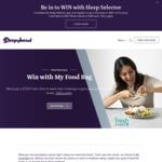 Win an 8-Week Fresh Start Challenge (My Food Bag) Worth $1700 from Sleepyhead