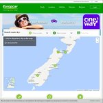 $1 One Way Car Rentals in AU & NZ @ Europcar