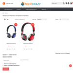 Jabra Move Wireless Headphones $69 + $9.99 Shipping @ Tech Crazy