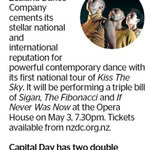 Win 1 of 2 Double Passes to Kiss The Sky from The Dominion Post (Wellington)