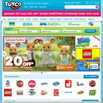20% off Store Wide at Toyco