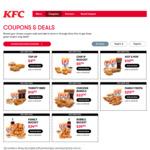 KFC Coupons Valid till 09/06/20