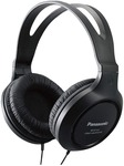 Panasonic Over-Ear Headphones RP-HT161E $13 @ Harvey Norman