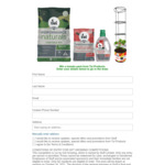 Win 1 of 5 Tui Products Tomato Growing Pack from NZ Gardener
