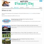 Hutt City Discovery Day (20/9): $1 Mini Golf, $1 for 30 Min Kayak/Paddle Board, $1 2hr Bike Ride