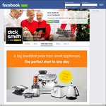 Win a Breakfast Appliance Pack Worth over $1800 from Dick Smith
