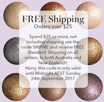 Free Shipping on Orders Over AUD $25 @ e.l.f. cosmetics Sale Items From AUD $1