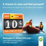 10c Per Litre off @ Caltex & BP Using AA Smartfuel When You Spend $40 or More (28 Feb)