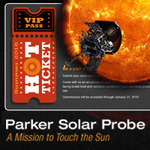 Send Your Name to The Sun on The Parker Solar Probe via NASA for Free.