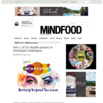 Win 1 of 10 Double Passes to Winetopia Wellington from Mindfood