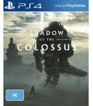 [PS4] Shadow of the Colossus Remastered $19.97 + Free Shipping / Pickup @ The Warehouse