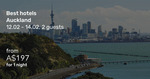 2 Nights at Devereau Botique Hotel in Remuera $202 Total (Normally $266) for Valentine's Day Weekend @ Beat That Flight
