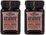x2 Taylor Pass Honey Co Reserve Manuka Honey UMF5+ 500g (1KG Total) $38 Delivered (w. $108) @ GrabOne