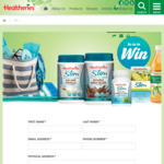 Win 1 of 4 Naturally Slim Prize Packs from Healtheries