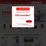 $10 off Purchases over $50 at Noel Leeming
