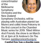 Win a Double Pass to Wilma And Friends from The Dominion Post (Wellington)